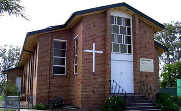 St Catherine's Church Greta